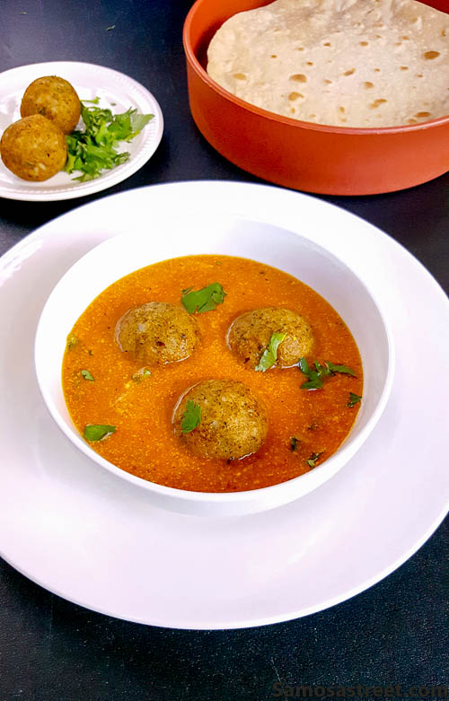 Broccoli Kofta Curry