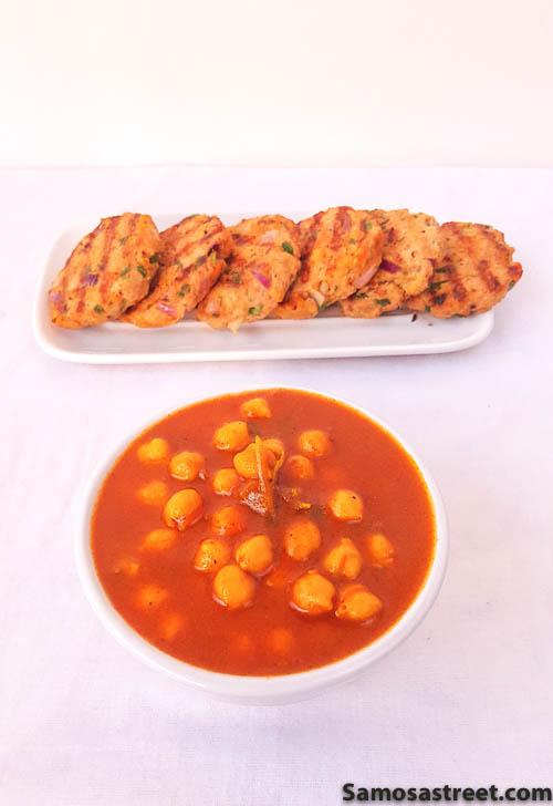 Chicken Tikki Chaat