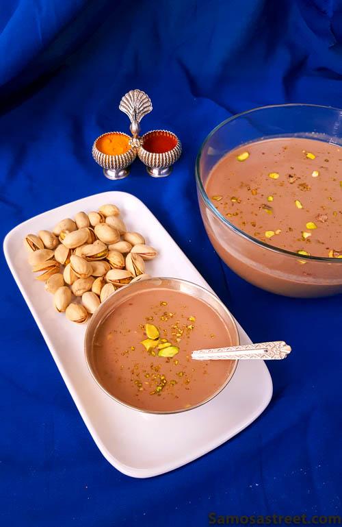 Chocolate Basundi