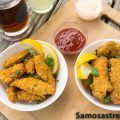 Cornflakes Crusted Fried Chicken