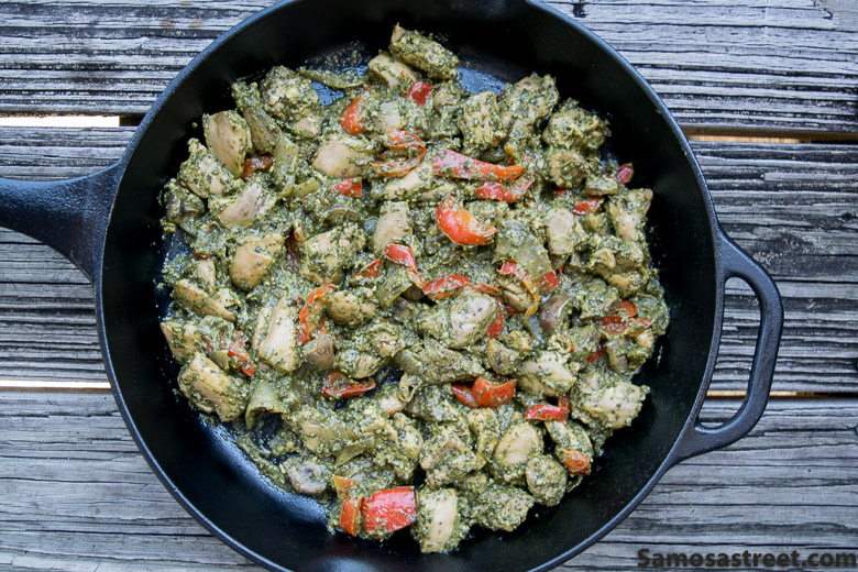 Pesto Chicken